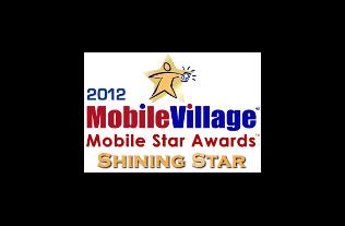 Prix Shining Star 2012