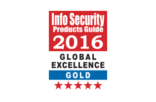 Prix de l'Excellence Mondiale de l'Info Security PG 2016