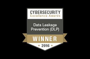 Endpoint Protector 4 est désigné gagnant dans la catégorie Prévention des fuites de données aux Prix d'Excellence de la Cybersécurité  2016