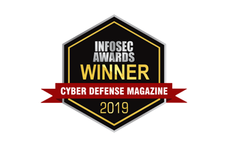 CoSoSys a gagné le prix Hot Company Data Loss Prevention a l'InfoSec 2019, organisé par Cyber Defence Magazine
