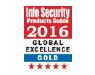 Endpoint Protector 4 est Gagnant d'Or pour la deuxième année consécutive au Prix Globaux d'Excellence PG Info Security 2016