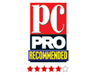 PC Pro 5 out of 6 stars