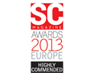 Endpoint Protector a gagné le Highly Commended Award dans la catégorie Best DLP de SC Magazine Awards Europe 2013