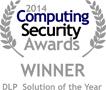 Endpoint Protector 4 a gagné dans la catégorie DLP Solution of the Year de Computing Security Awards 2014