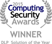 Endpoint Protector 4 a gagné en 2015 'le Prix la solution DLP de l'année' pour la deuxième année consécutive de parte de Computing Security